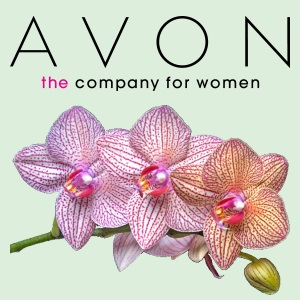 AVON cosmetics, perfume and accessories.